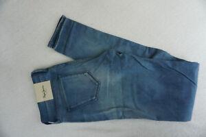 PEPE-JEANS-Damen-slim-fit-skinny-stretch-Hose-29-32-W29-L32-used-blau-NEU-ap2