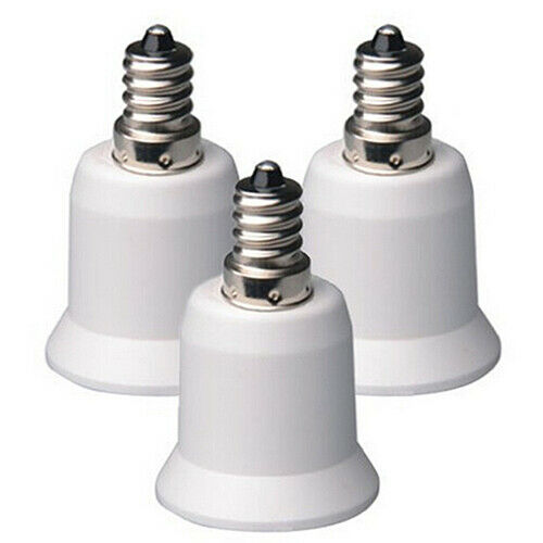 Bg /_ Hitzebeständig Nein Feuer Hazard E12 Zu E26//E27 Adapter Glühlampenfassung