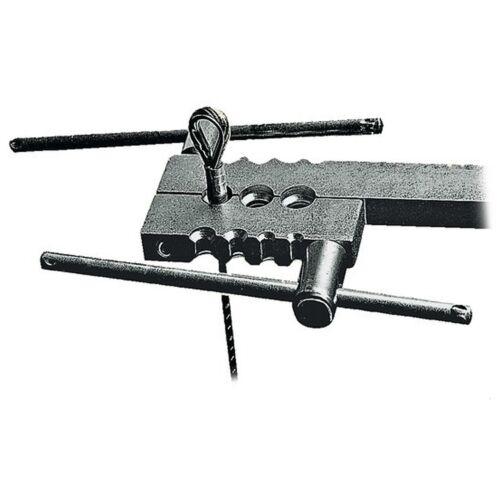 für Hülsen Seil Stärke 1,5-6mm platzsparend Osculati Press-Zange mit Matrize