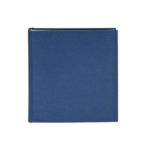 Fotoalbum, Familienalbum, Leinenalbum von Goldbuch Summertime Trend dunkel blau