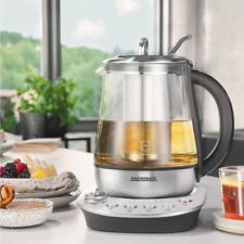 Artikelbild 42434 Tea Aroma Plus, Glas, Schurlos, 60-100 Grad, Teekocher,