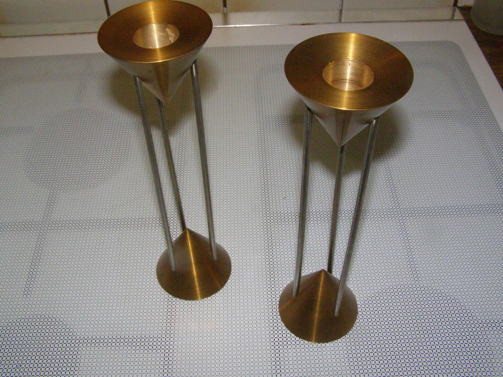 2 Design-Kerzenständer Kerzenleuchter UNIKATE in HANDARBEIT hergestellt  | Neuer Eintrag