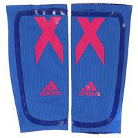 Adidas Pro Sleeve Football Soccer Shin Guard Shinpads Blue/red Bk0060