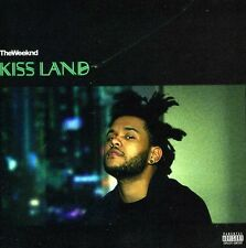 The Weeknd - Kiss Land [New CD] Hong Kong - Import