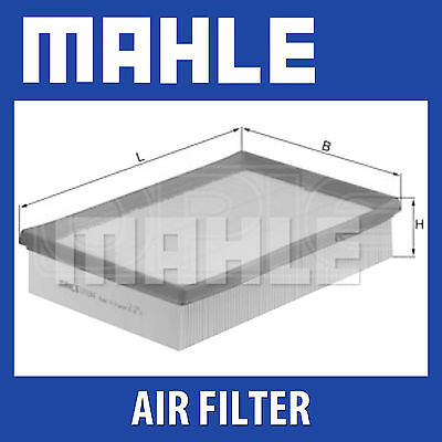 Mahle LX 1220 Luftfilter PEUGEOT