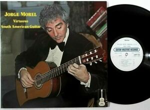 JORGE-MOREL-LP-VIRTUOSO-SOUTH-AMERICAN-GUITAR-GMR-1002-1981-NM