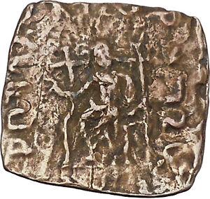 VONONID-Dynasty-SPALIRISES-85BC-Indo-Skythian-Ancient-Greek-Coin-i47066
