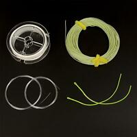 Fly Line WF2/3/4/5/6/7/8F Fly Fishing Floating Line Combo--Backing/Leader/Loop