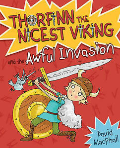 Thorfinn-and-the-Awful-Invasion-Young-Kelpies-MacPhail-David-Used-Good-Boo