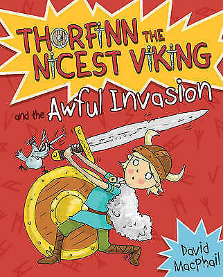 Thorfinn and the Awful Invasion (Young Kelpies), MacPhail, David, Used; Good Boo