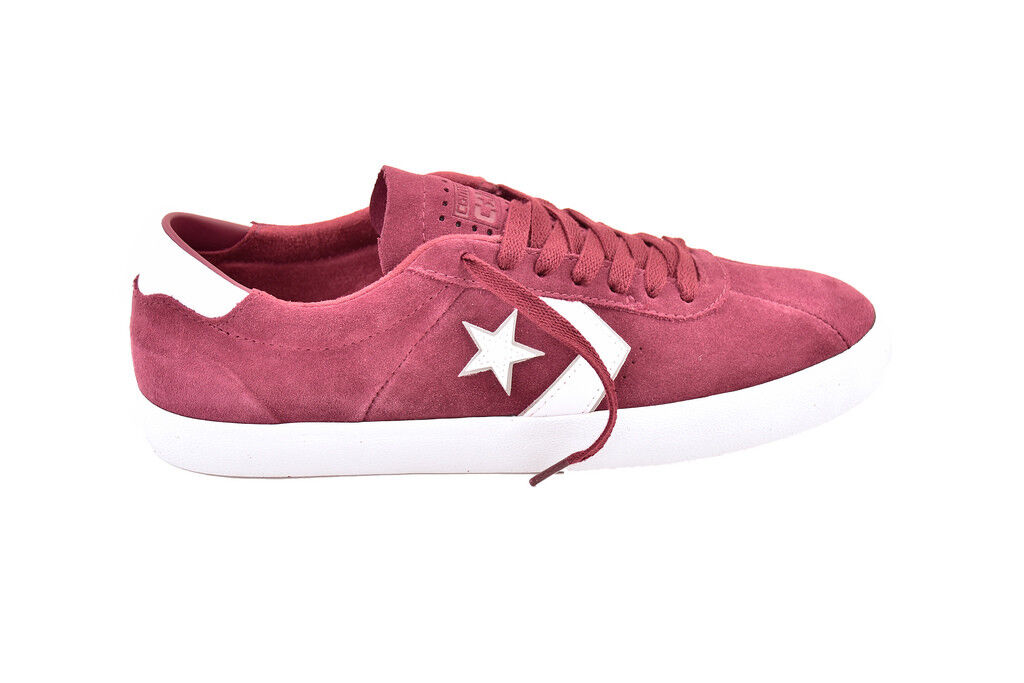 Converse Unisexe Breakpoint Pro OX Daim 159697 Chaussures Rouge UK 6
