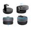 miniatura 5 - Amazon ECHO DOT 3rd Gen GGMM D3 batteria di base per altoparlante intelligente con ricarica Alexa