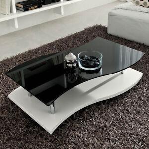 Tavolini Bassi Salotto Moderni.Dettagli Su Tavolino Basso Da Salotto Moderno Modello Gaia Cm L103xh29 5xp65 In 4 Finiture