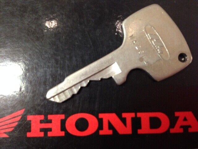 Vintage Suzuki OEM Factory Pre Cut Motorcycle Key # 350