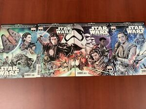 Journey To Star Wars The Rise Of Skywalker Allegiance 1 4 2019 Marvel Ebay