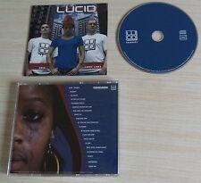 RARE CD ALBUM LUCID INSURGES 20 TITRES RAP FRANCAIS