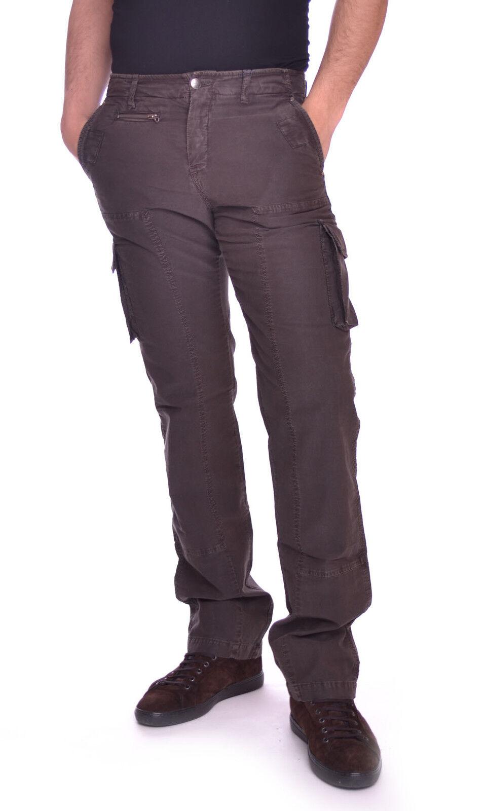 Pantalone men TRUSSARDI JEANS Men's Pant 32 (46) 526794  SCONTO -60%