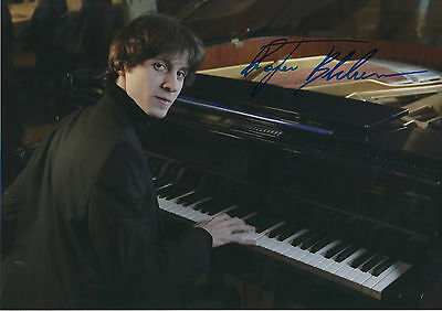 Rafal Blechacz Signed 8x12 Inch Photo Autograph We Have Won Praise From Customers Classical, Opera & Ballet