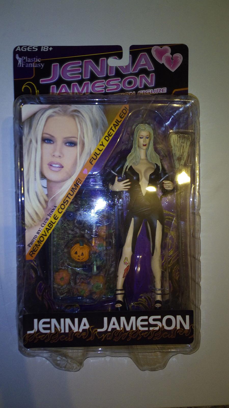 Vuxen superstjärna Jenna Jameson Hexe Witch Figur von Plastic Fantasy_;Neu& OVP_;