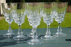 Service-de-6-verres-a-eau-en-cristal-d-039-Arques-Modele-Pompadour