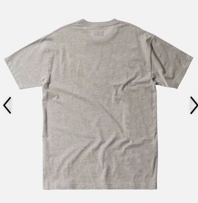 Kith Treats 3D Today Tee Heather Gris Size Medium In Hand Ships Today 3D 4b09f7
