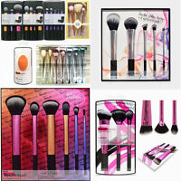 Real Techniques Makeup Brushes Travel Essentials Set/Core Collection/Starter Kit