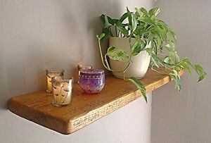 Marvelous Details About Rustic Pine Wood Floating Shelf Shelves Antique Pine Wax Free Uk Delivery Download Free Architecture Designs Remcamadebymaigaardcom