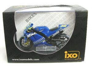 Raisonnable Yamaha Yzr-m1 No. 46 Moto Gp 2005 (v. Rossi) 1:24