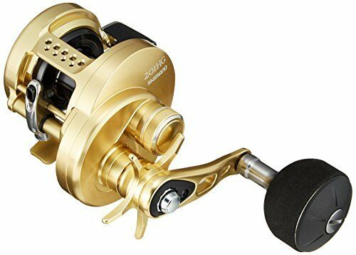 Shimano Ocea Conquest 201HG Baitcasting Reel LH For Saltwater Game Fishing