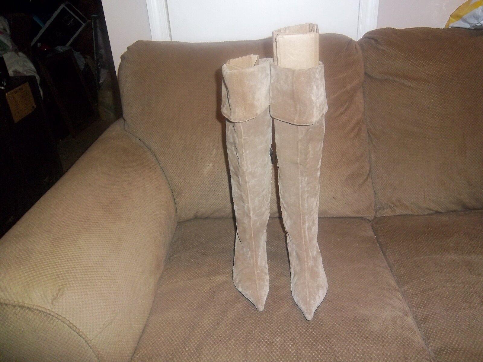 FENDI ladies size 36 authentic 2  heel boots