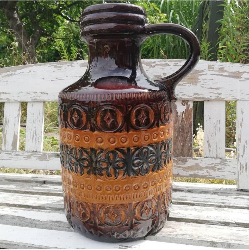 WG gulvvase, WG Keramik