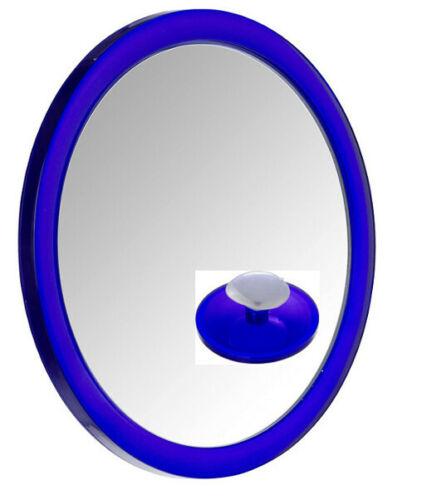 1 St Kosmetikspiegel PISTOIA BLAU 500/% Vergrößerung NEU *