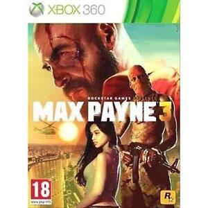 MAX-PAYNE-3-EU-Multilingua-Italiano-Incluso-X360-XBOX-360-USATO