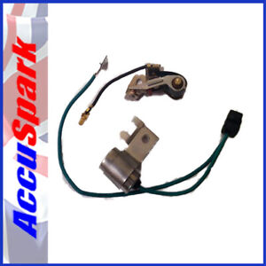 VW-Bosch-009-Distributor-points-amp-condenser-set