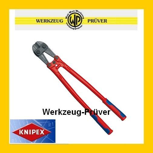 KNIPEX Bolzenschneider 71 72 7172 760 mm Zange