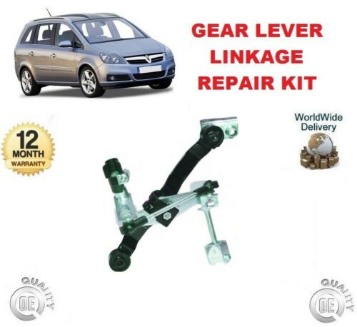 FOR VAUXHALL ZAFIRA A MK1 F75 1998-2005 NEW GEAR LEVER LINKAGE REPAIR KIT
