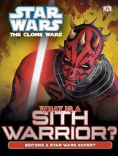 Star Wars: The Clone Wars: What Is a Sith Warrior?-ExLibrary