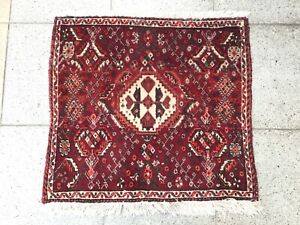Tapis ancien Qhashghaï Rugs tappeto antico Qhashghaï alfombras Persisch Teppich