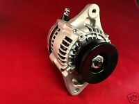 12 Volt 40 Amp Alternator For Takeuchi Tb016 Tb125 Tb135 Tb145 With Yanmar