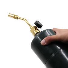 Multi Purpose Propane Torch Head Pencil Brazing Flame Mag Soldering Welding