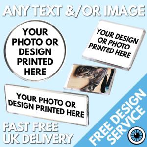 Custom fridge magnets bespoke printed personalised image logo image is loading custom fridge magnets bespoke printed personalised image logo reheart Gallery