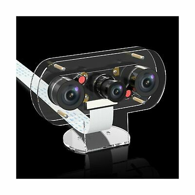 Infrared Night Vision IR Camera for Raspberry Pi 4 Pi 3b Video Webcam with Case Suits for 3D Printer