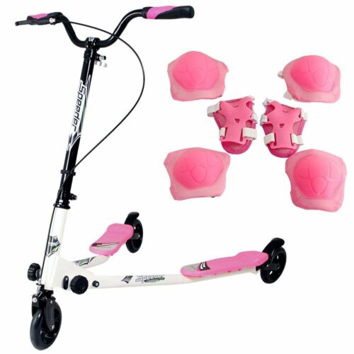 Funsport Scooter Roller Kinderroller Tretroller Klappbar Cityroller Kickscooter