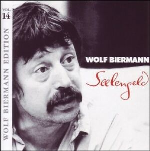 WOLF-BIERMANN-SEELENGELD-2-CD-NEW