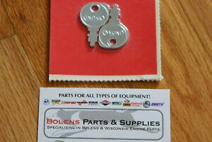 Bolens,Cub Cadet,Gravely,Wheel Horse Garden Tractor  Indak ignition switch key