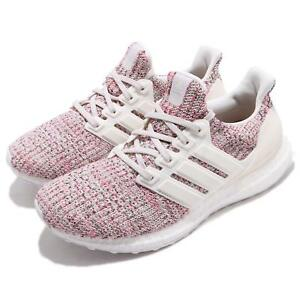 best loved c5c21 c74e6 Image is loading adidas-UltraBOOST-4-0-W-Pink-Static-White-