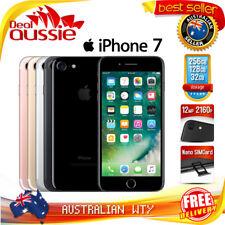 APPLE iPHONE 7 32GB 128GB 256GB UNLOCKED AU MODEL, AU VERSION, AU STOCK