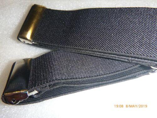 35 mm Adjustable Elastic Shirt Sleeve Garters Stylish Barman Punk Goth Unisex