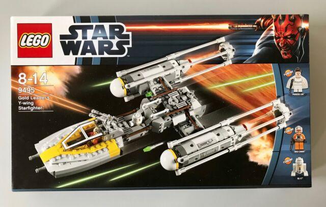 günstig kaufen 7658 LEGO StarWars Y-wing Fighter