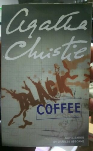 1 of 1 - Black Coffee (Poirot): Novelisation by Christie, Agatha